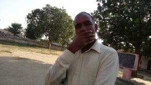 Head Master Radheshyam Dayal
